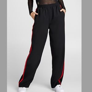 *3for30* Black&red track pants NWT